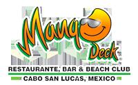 Mango Deck Restaurant & Beach Club - Medano Beach, Cabo San Lucas, Los Cabos, Mexico